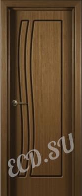 Шпонированная дверь Эвелина