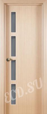 Шпонированная дверь Стелла