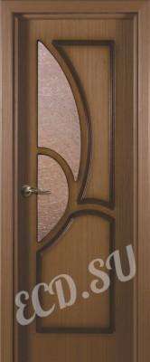 Шпонированная дверь Греческая смоковница