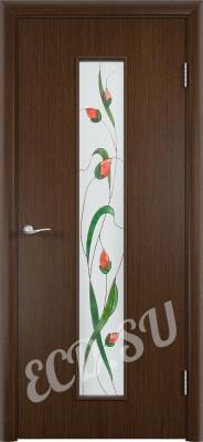 Шпонированная дверь Джуна