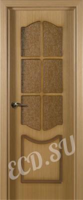 Шпонированная дверь Классик
