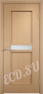 Ламинированная дверь Инту