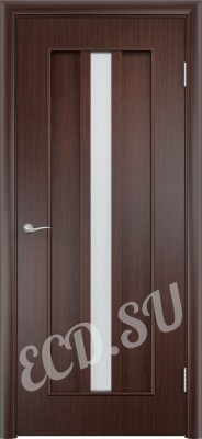 Ламинированная дверь Лайн