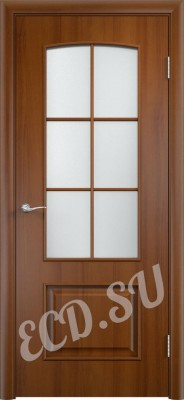 Ламинированная дверь Раут
