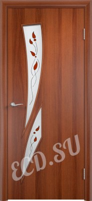 Ламинированная дверь Аравия