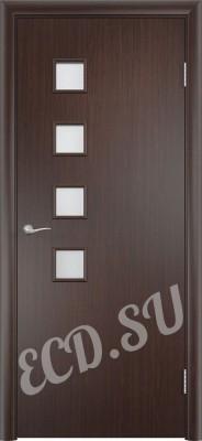 Ламинированная дверь Этажи