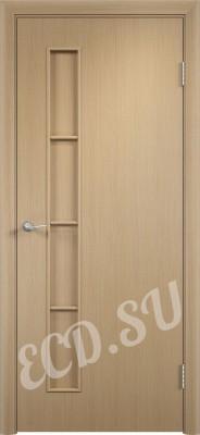 Ламинированная дверь Катана