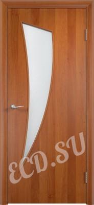 Ламинированная дверь Селестия