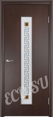 Ламинированная дверь Афалина