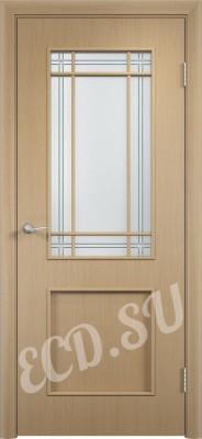Ламинированная дверь Фуртандо