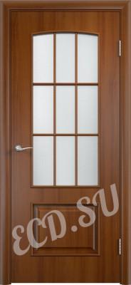 Ламинированная дверь Инканто