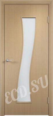Ламинированная дверь Тореро