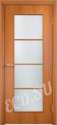 Ламинированная дверь Виллина