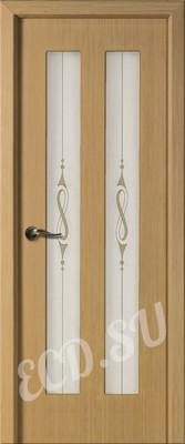 Шпонированная дверь Меланта