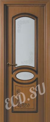 Шпонированная дверь Вдохновение