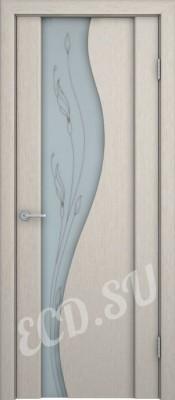 Шпонированная дверь Палермо