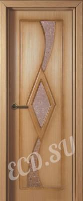 Шпонированная дверь Протос