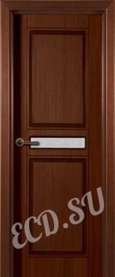Шпонированная дверь Минима