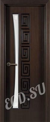 Шпонированная дверь Спарта
