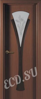 Шпонированная дверь Сан-Тропе