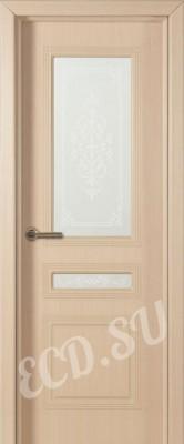 Шпонированная дверь Шармэль