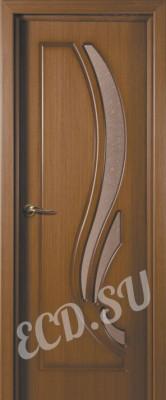 Шпонированная дверь Всполох